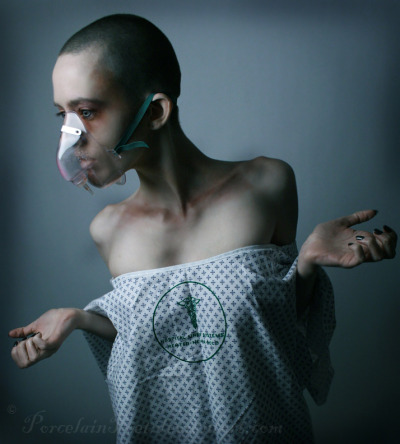 The Patient needs her medicineby `PorcelainPoet
