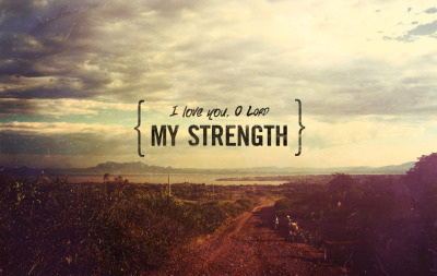 godsfingerprints:  151/365 my strength
