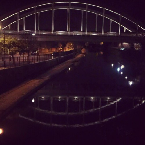 Da bridge #hackney  (Taken with instagram)
