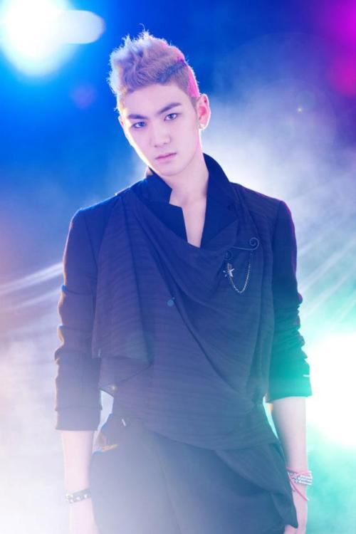 shoukun:  Baekho from Nu'est
