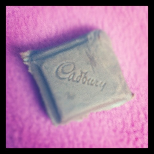 #cadbury #chocolate #chocoalmond #food #chocoholic ❤😄😍 (Taken with instagram)