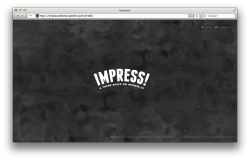 [The final version of] Impress will be available tomorrow in the Theme Garden. If you're currently using the beta, now is your chance to submit last minute feedback. I can confirm there will be no rolling/continuous pagination but I have made the current pagination more elegant. You can view the final (so far) in action by clicking the image above or here.