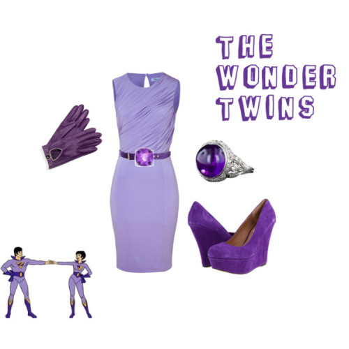 my wonder twins-inspired outfit (via The Wonder Twins)