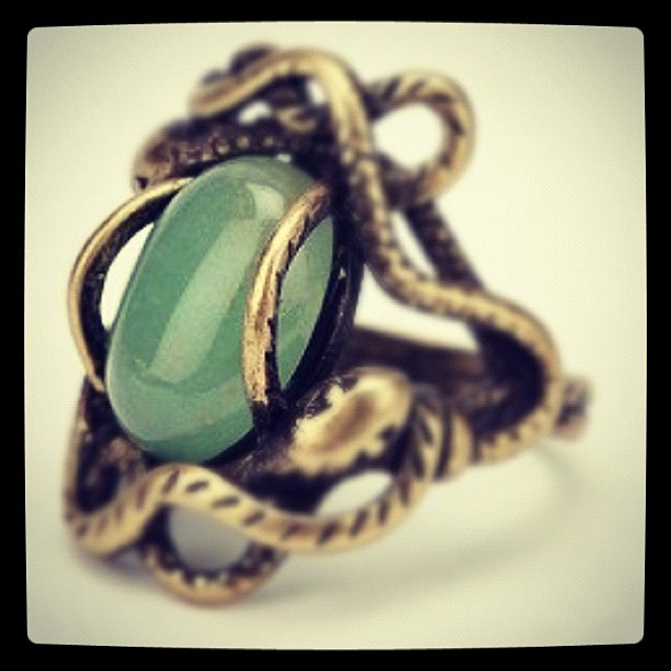 #ring #opal #fashion #tumblr #want (Taken with instagram)