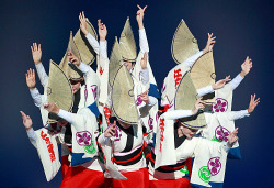 aurorae:  Awa odori #6, a photo from Japan (via TrekEarth)