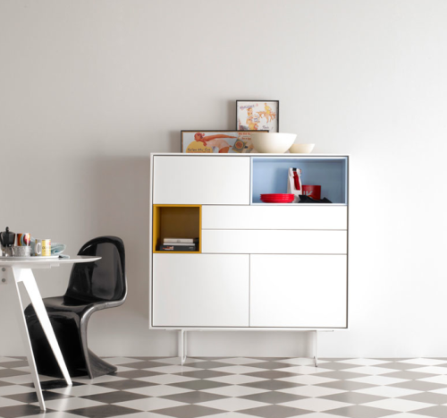 Spanish furniture label Treku, styling G+G.Love-Spain