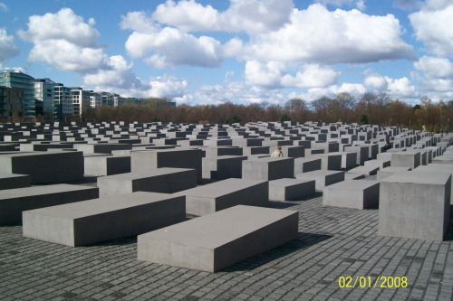 Memorial for the Jews.