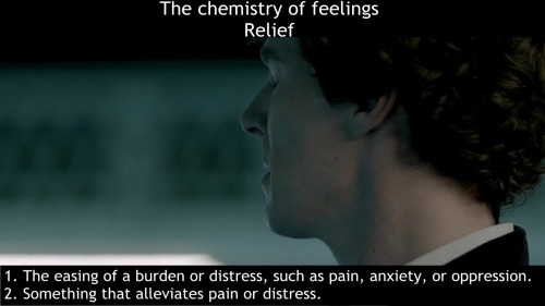 The chemistry of feelings - A scandal in Belgravia