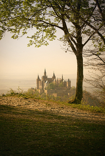 Burg Hohenzollern, Germany (by hipydeus)
