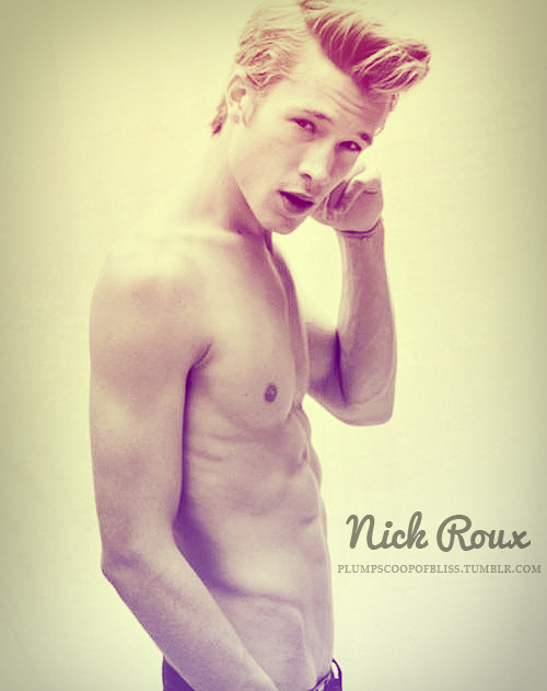 Nick Roux Quotes Nick Roux Love His Character