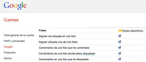Google+ - Uses your gender in translations. If you are a female Spanish speaker, the sentences are written in the feminine form. /via Lucia Soto