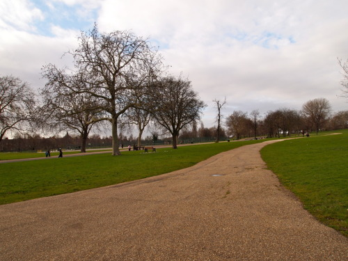 Finsbury Park, home of the Furtherfield Gallery
