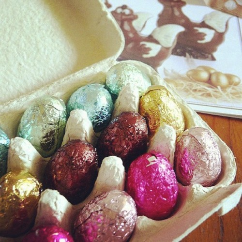 easter goodies! (Taken with instagram)