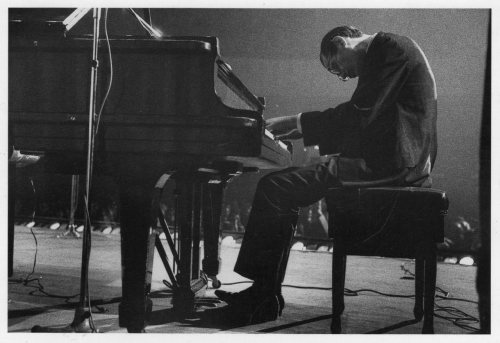 Bill Evans / Paris 1965 / Guy le Querrec