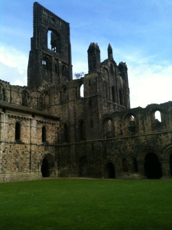 Kirkstall Abbey by Leeds