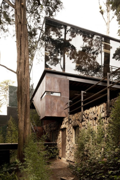 theblackworkshop:  Corallo House / PAZ Arquitectura