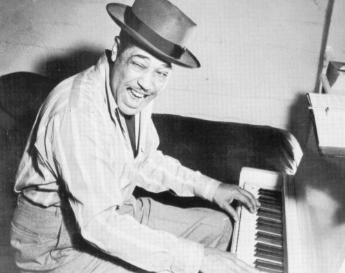 Duke Ellington / photographer unknown