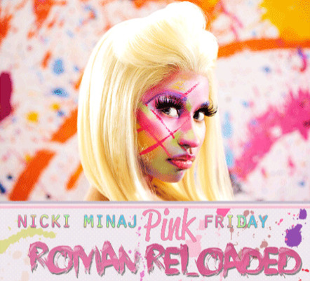 Nicki Minaj's 'Roman Reloaded' Debuts at No. 1 on the Billboard 200
