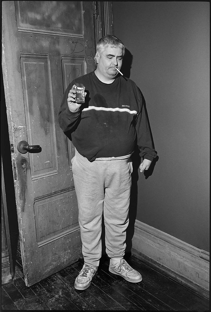 Daniel Johnston - musician - Milwaukee  © Jim Herrington