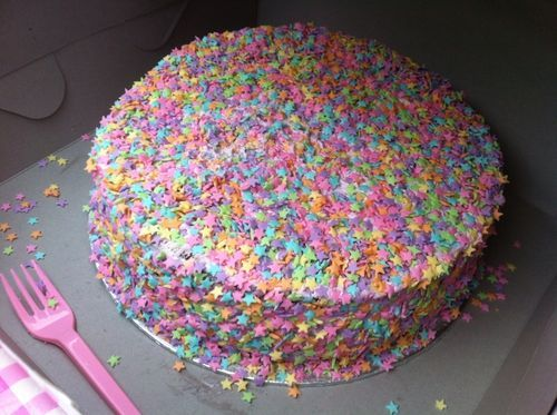 brokendownoldqueen:  wow i think this could really use more sprinkles tbh