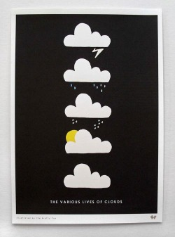 nevver:  The Secret Lives of Clouds