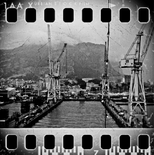 track112 - Gloomy day during drydock, Costa Pacifica