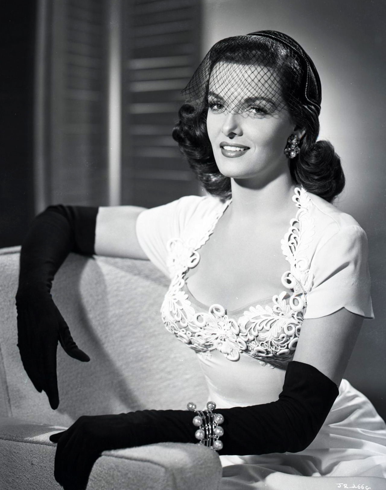 theniftyfifties:  Jane Russell, 1951.