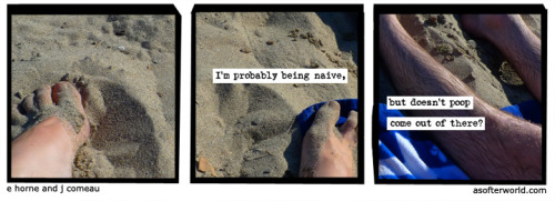 A Softer World: 797 (Just… just let me think about this for a bit okay?)