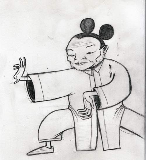Mickey-wan-do