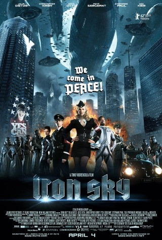 I am watching Iron Sky                                      Check-in to               Iron Sky on GetGlue.com