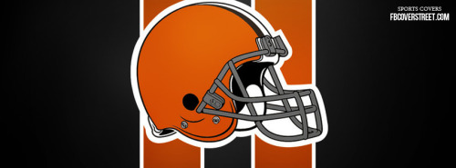 Cleveland Browns Logo 1 Facebook Cover