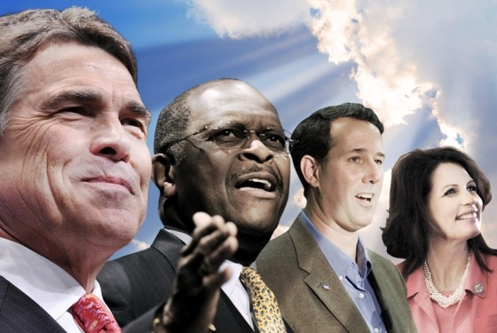 Every Candidate Endorsed by God Has Now Lost to Mitt Romney - Daily Intel