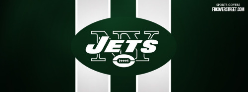 New York Jets Logo 2 Facebook Cover