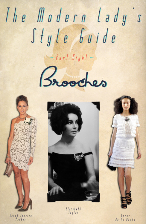 4 Ways To Wear A Brooch