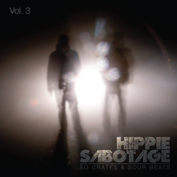 Take a listen to Hippie Sabotage's new beat tape here: http://hippiesabotage.com/album/vol-3