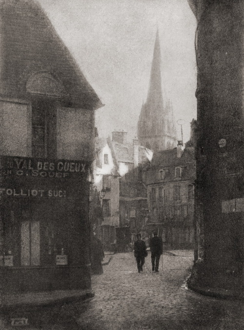 Caen, France, c1908 by Robert Demachy Antique and Classic