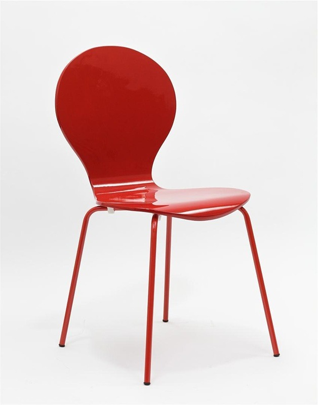 Insect Chair. Loving the color.