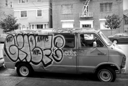 GRIEF Van Graffiti - Oakland, CA on Flickr.Via Flickr: Daily Graffiti Photos and Street Art Culture… www.EndlessCanvas.com Follow us… Facebook, Tumblr, YouTube, Twitter