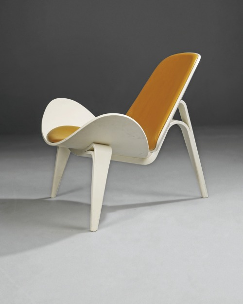 christiesauctions:  Hans Wegner (1914-2007)  Model Ch07 Lounge Chair, Designed 1963 20th Century Decorative Art & Design
