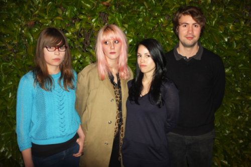 cameronr:  Listen to White Lung's Hot-to-the-Touch 'Take the Mirror' | SPIN