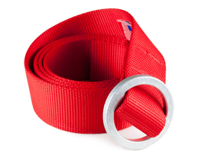 Topo Designs Web Belts.
