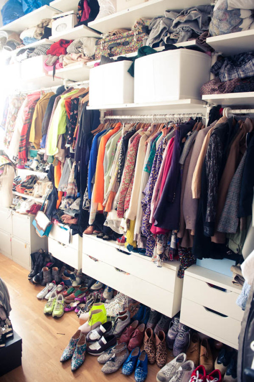 Can this be my closet please?