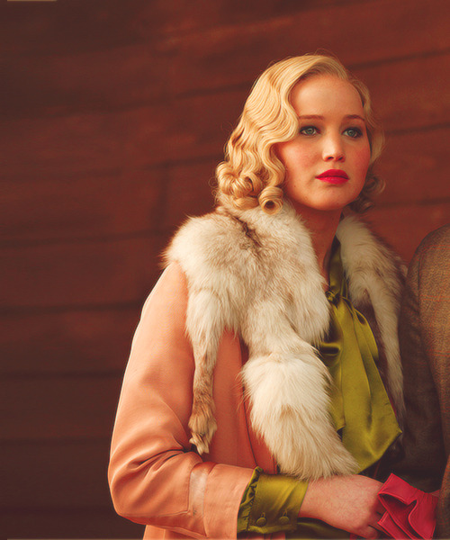 Jennifer Lawrence in Serena (2013)