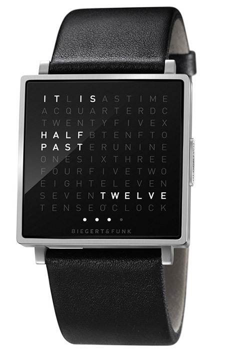 hifilofi:  WANT! —> Stolen from http://www.likecool.com/   I do need a watch…