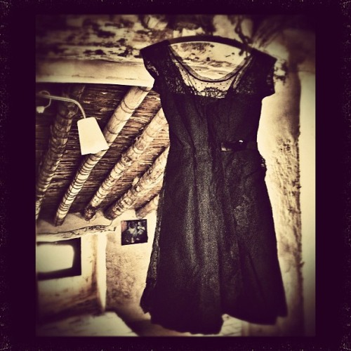 My Dress Hangs There 1 - (Respect to Frida Kahlo) #sepia #retro #retrogram #iphoneonly #photoart  #artistsontumblr  (Taken with instagram)