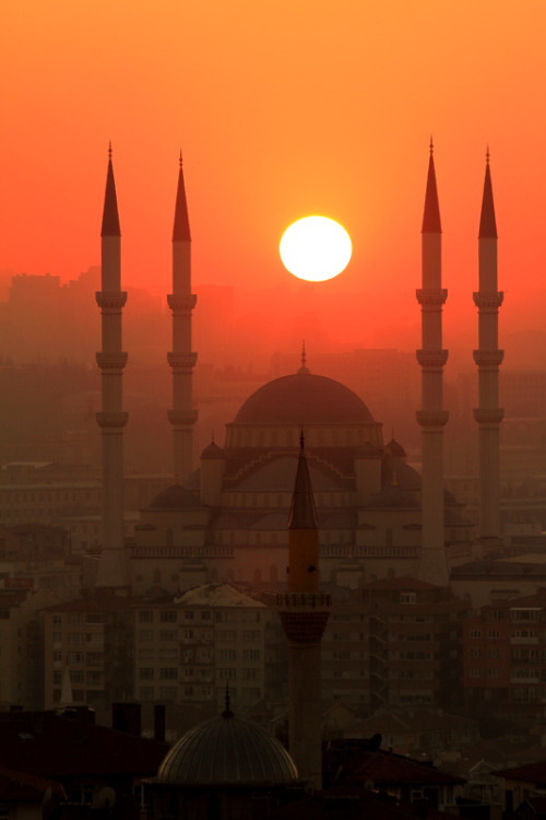 explore-the-earth:  Ankara, Turkey