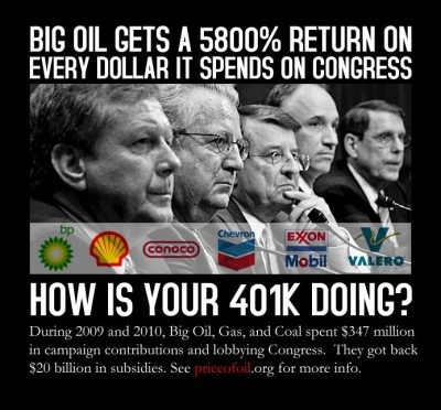 How To Bribe Congress And Walk Away With $20 Billion… Bribery is illegal in this country. Unless you're a big corporation with a truckload of money.