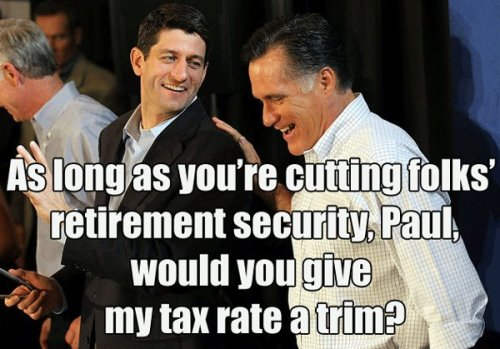 Do you see any problems with the Romney/Ryan all-cuts approach to budgeting?