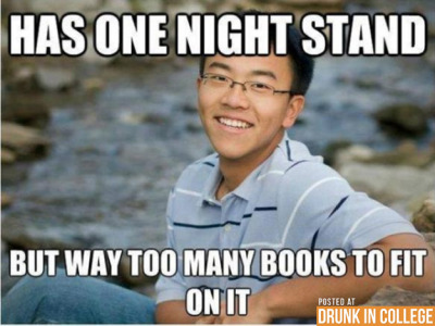 quantumaniac:  One Night Stand