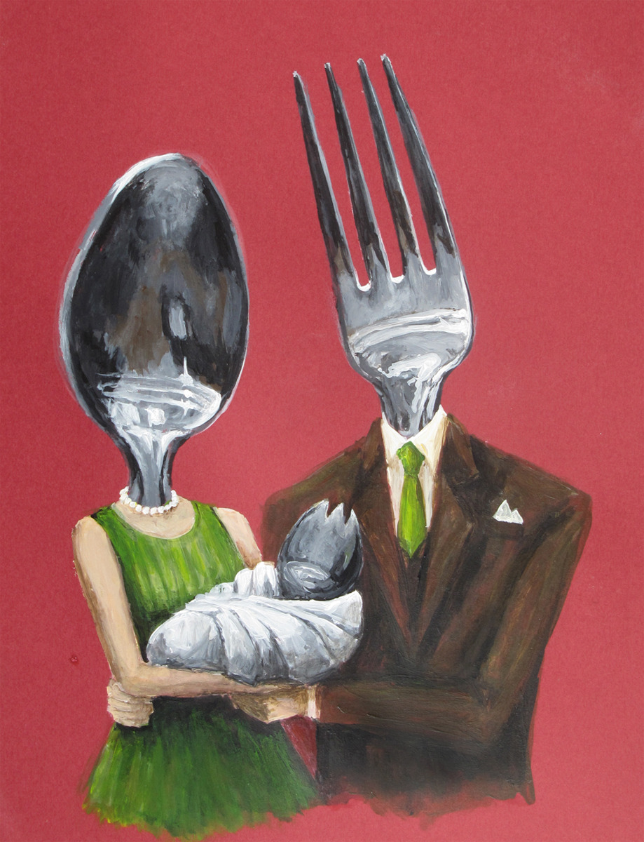 Don't spoon, it leads to forking. Which leads to spork.